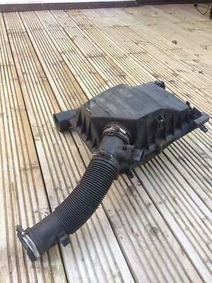 VAUXHALL CORSA C  AIRBOX    GM 9129743   2000- 2006 With Pipe Airflow Metre