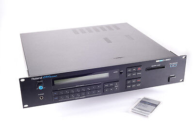 ROLAND D550 with card