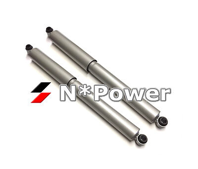 "4X4 Shock Absorbers Pair Rear 5"" Lifts For Nissan Patrol Gu Tb45E 4.5 4Wd Wagon"