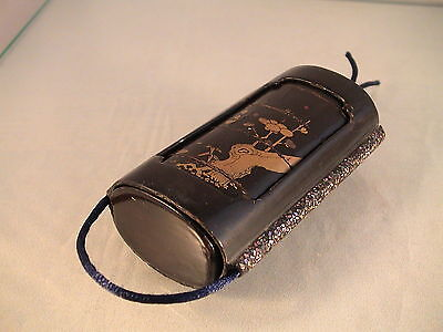 Japanese 19thC Five Section Cased Inro