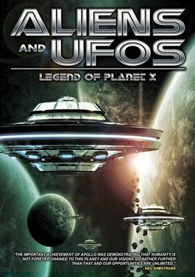Aliens and Ufos: Legend of Planet X [New DVD]