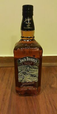 Jack Daniels Scenes From Lynchburg No.11 ~ 1 Litre! Rare! 1 bottle!