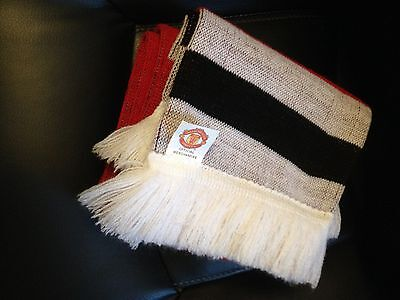 Manchester United Champions Scarf