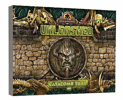 Catacomb Tiles - Iron Kingdoms Unleashed rpg - warmachine