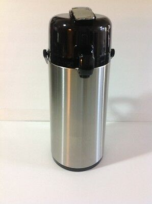 Airpot 2.2L Glass Lined Lever