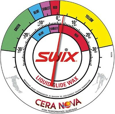 MAKE AN OFFER – SWIX Alpine Wall Thermometer
