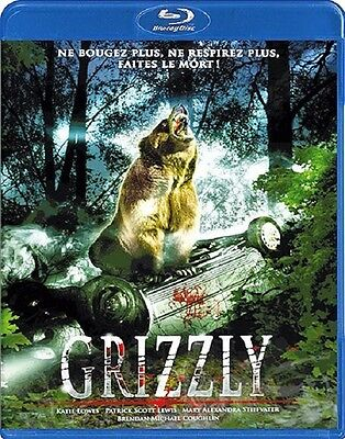 Blu Ray   //   GRIZZLY   //  NEUF cellophané
