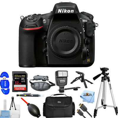 Nikon D810 DSLR Camera (Body Only)!! PRO KIT BRAND NEW WITH 1 YEAR WARRANTY!!