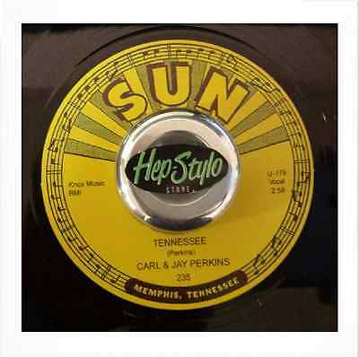 CARL & JAY PERKINS RE - TENNESSEE/SURE TO FALL - SUN 235 UNISSUED 50s ROCKABILLY