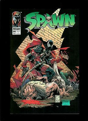 Spawn # 28 (Image, 1995, VF / NM) Unlimited Combined Shipping!