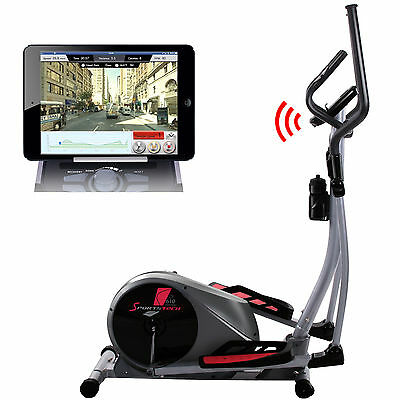 Crosstrainer Ellipsentrainer Stepper mit Smartphone App Heimtrainer CX610