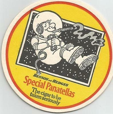 Benson And Hedges Special Panatellas  Bar Coaster