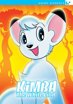Kimba: The White Lion Complete Collection - Anime Element [New DVD]