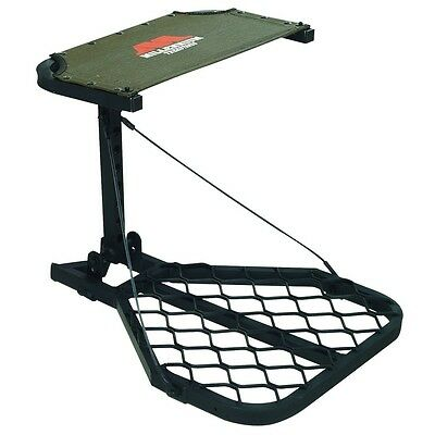 New Millennium M7 MicroLite Aluminum Hang On Treestand w/ Backpack Straps