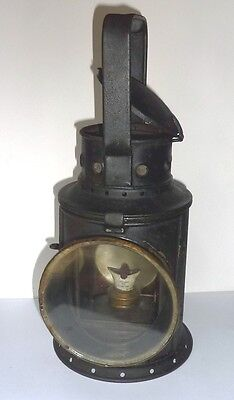 British Rail Road Lantern Lynlight 1930 - Oil Lamp - Chemins De Fer Anglais