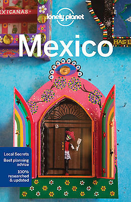 Lonely Planet Mexico (Travel Guide) - BRAND NEW 9781786570239