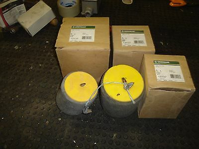 Lot Of 5 Greenlee Emt Piston Mouse New And Used Free Shipping