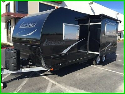 2014 Livin Lite Camp Lite 21BHS Camplite Travel Camping Trailer airstream