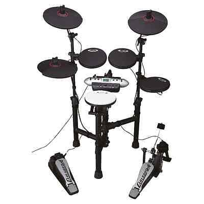 CARLSBRO - 5 Piece Electronic Drum Kit.