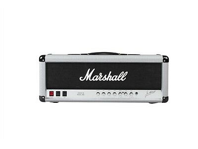 Marshall 2555X: Silver Jubilee Re-issue 100W Guitar Amp Head