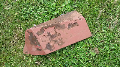 Westwood Ride On Mower L/h Rear Mud Guard No Reserve!