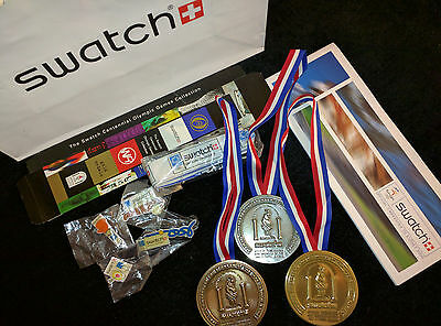 Swatch Olympic Pack #1