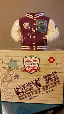 Scentsy Warmer New In Box ~Show Me The Spirit~Rare-Host Exclusive 2014 Must See