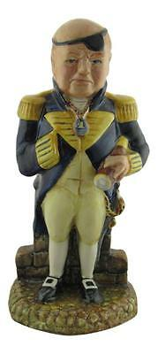 Bairstow PotteryCollectables Winston Churchill Figure First Sea Lord NEW