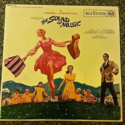 The sound of Music - Vinyl - RB-6616 - UK 1965 - With Storybook