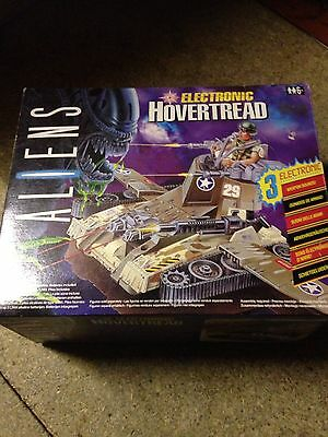 Vintage Kenner Aliens Boxed  Electronic Hovertread Mib! Unused!