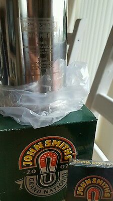 John Smiths 2007 Grand National Pint Tankard & Playing Cards New In Boxes