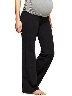 ATHLETA Maternity Fusion Pant- Black NWT $79 Sz XS