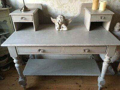 Victorian Pine Dressing Table
