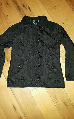 girls Next quilted jacket 11-12 years.