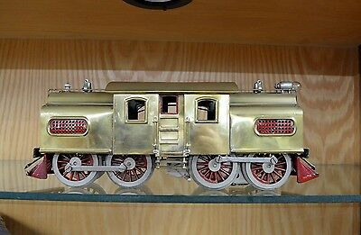 Lionel 54 Brass Earlier Round Cab Version Single Motor