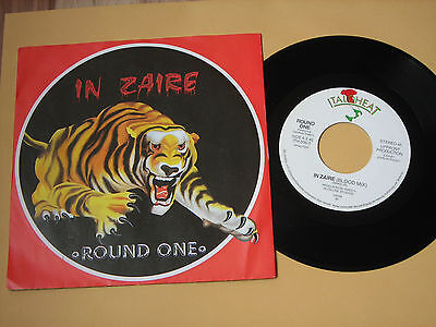 ROUND ONE - In Zaire - Single