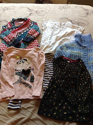 girls clothes bundle age 3-4 years