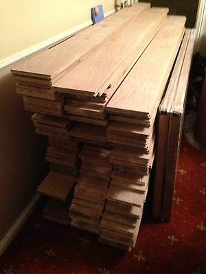 Select grade Solid Oak Flooring 180mm Wide 18mm Thick Minimum Length 2m