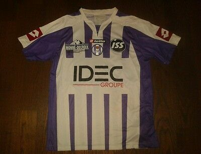 Toulouse fc 2007-2008 home shirt new size XL