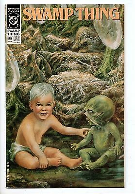 Swamp Thing #95 - (DC, 1990) - VF/NM
