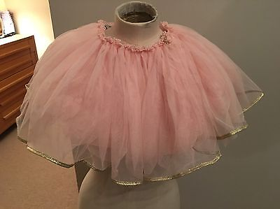 New With Tags Next Girls Pink Tutu Age 4-5 Years