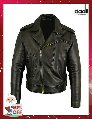 60% Off - Ghost Rider Real Leather Jacket