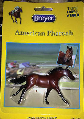 Breyer Collectable Model Horse Stablemate American Pharoah