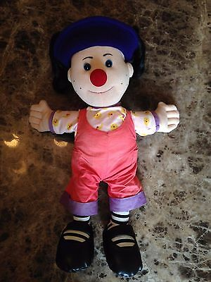 VINTAGE BIG COMFY COUCH Plush Lonette  COMMONWEALTH
