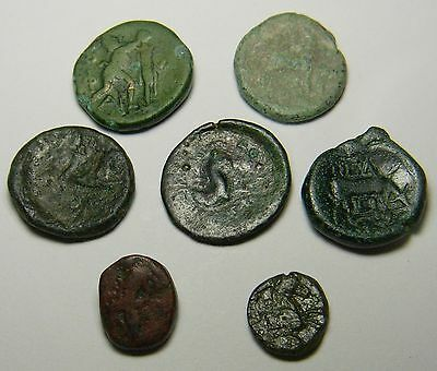 /VESP Nice Lot of Ancient Coins #2
