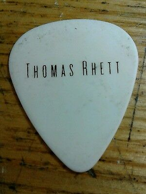 Thomas Rhett Guitar Pick