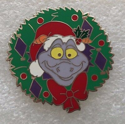 Disney Pin - WDW Happy Holiday 2008 - Mystery Tin Collection - Figment Only - LE