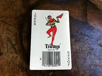 Trump Collectible New Unopened Playing Cards Campaign 2016 Satire