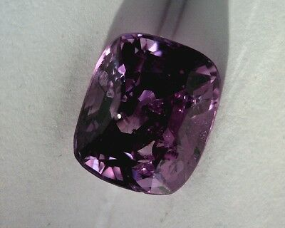 1.75 Ct Pink Spinel  Cushion Cut  Stunning!  Earth Mined Unheated/untreated
