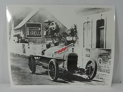 "Unknown Race Car Drivers Track 8"" x 10"" Photo Picture"